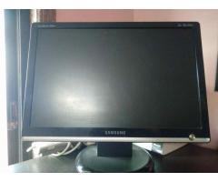 21 inch Samsung LCD monitor