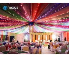 Nexus Events Management - Wedding Planners Kerala