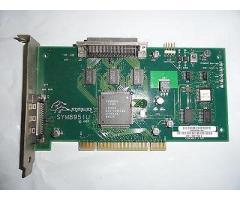 SYMBIOS / LSI LOGIC SYM8951U LVD SE PCI SCSI CONTROLLER CARD