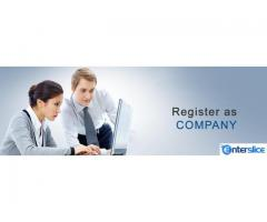 Online Registration Companies in Noida - Enterslice