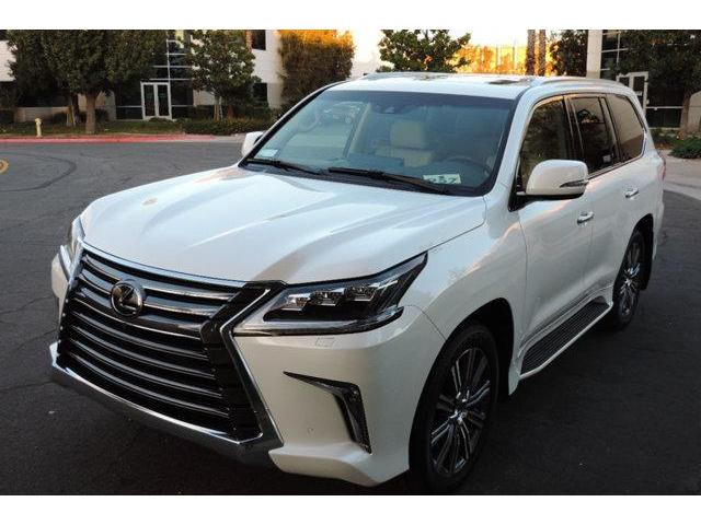 Available for purchase 2016 Lexus LX 570