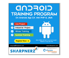 Sharpnerz! Best Mca, Bca and B.tech Project Training provider in Lucknow