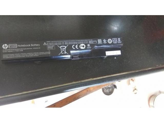 Hp Compact Laptop Battery model no 326