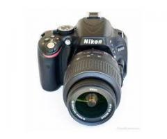 NIKON D5100 SLR WITH ZOOM LENS