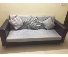 3-6 Months old - Almost Like New - Sofa Set - 3+1+ 1 - Bangalore