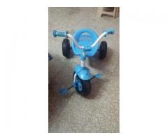 Sparingly used Kids tricycle