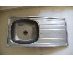 Stainless Steel Kitchen Washbasin at reduced price !!!