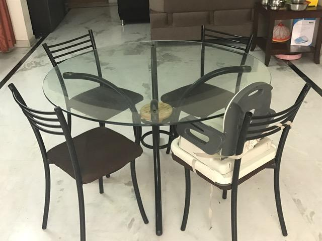 Dining table seater hyderabad buy sell used products