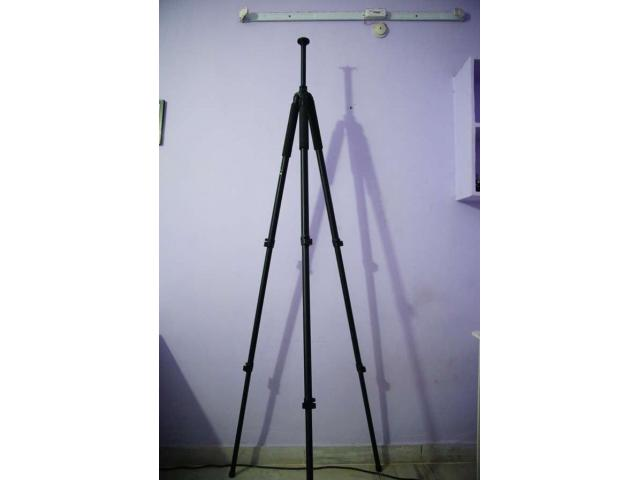 Camera Tripod without Head
