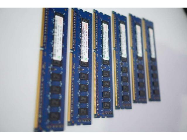 6GB DDR3 Ram for MacPro and Servers