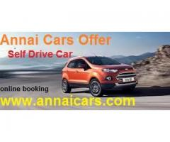 Annai Cars ™ Offer Rent A Car For Self Driven Cars