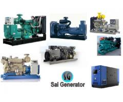 Used generators sale CumminsKirloskar Ashok leyland