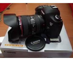 For sale CANON EOS 5D Mark III Kit + 24-105 MM