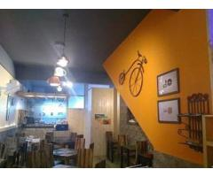 Cafeteria for sale or lease on VIP road Zirakpur