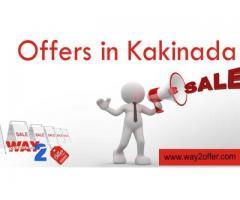 Offers in Kakinada