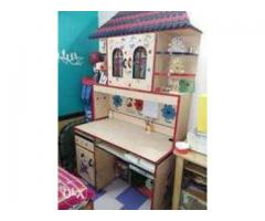 Hut Style wooden study table for sale