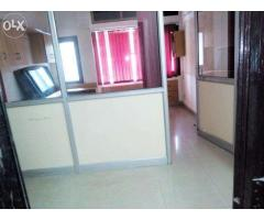 SEMI FURNISHED OFFICE FOR SALE