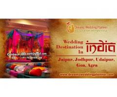Destination wedding in Udaipur, Jaipur and Jodhpur