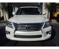 NEATLY USED LEXUS LX 570 2014