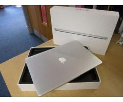 Apple MacBook Pro with Retina Display 15 i7 2 GHz - 16 GB - 51GB