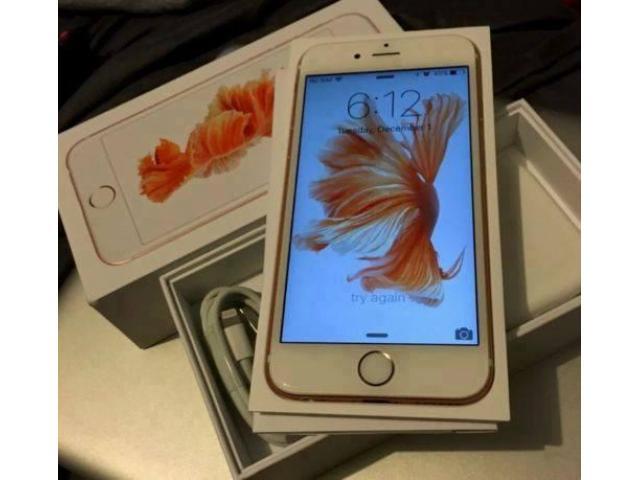 ab4cb263f78 Brand New Apple iPhone 6s plus 128GB rose gold Kolkata - Buy Sell ...