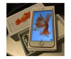 Brand New Apple iPhone 6s plus 128GB rose gold