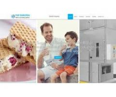 Wafer Biscuit Manufacturing Machines in India – topeurotek