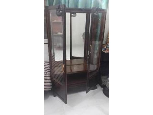 Antique parsi glass showcase for sale pune buy sell used for T furniture wagholi