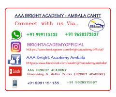 Best Banking Coaching in  Ambala.