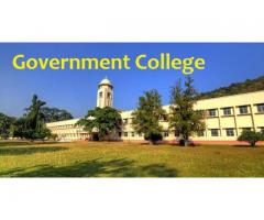 Government College Tender notice issued for Computer
