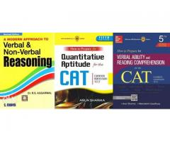 Cat Books For Mba