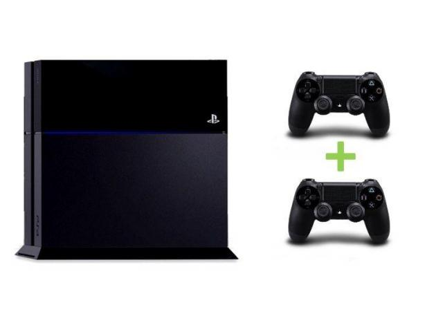 Sony PS4 500GB with 2 Controller $200 USD