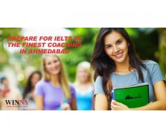 PREPARE FOR IELTS IN THE FINEST COACHING IN AHMEDABAD