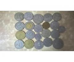 BAHRAIN, UAE 21 COINS