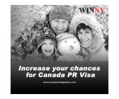 Increase your chances for Canada PR Visa