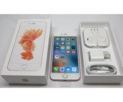 2 weeks Apple Iphone 6s plus 256 GB