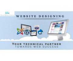 Custom Website Design & Development Company in India