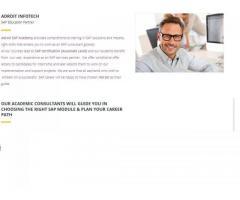 SAP Training Institute
