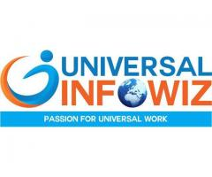 Universal Infowiz : Data Entry Work Available Online and Offline