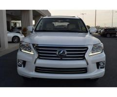 Like New 2014 Lexus Lx 570