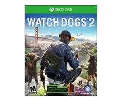 Watch Dogs 2 Original Gane With Halo The Master Cheif