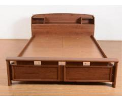 Zuari Queen Size Bed with storage