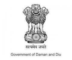 Latest tender for Union Territory Administration Of Daman And Diu