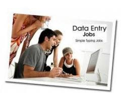 Genuine Form Filling Data entry work available