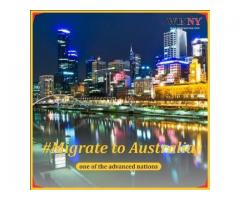 Settle in Australia – home to more people born overseas