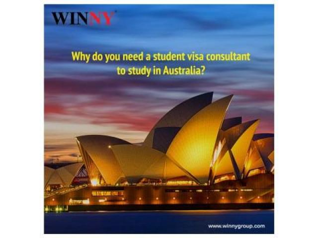 Why do you need a student visa consultant to study in Australia?