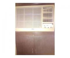 1.5 ton Air conditioner with very good chilling effect . Installed already in working condition.