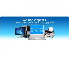 Excellent computer and laptop repair services,at your doorstep, Lingampally, 7997030303