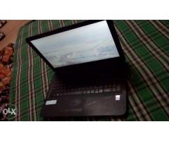 HP notebook 15ac-170tu  Core i3 5th gen, 4GB, 500GB  10 month old laptop in warranty.