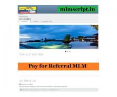 Referral MLM Software | MLM Software Technology | Referral MLM Plan